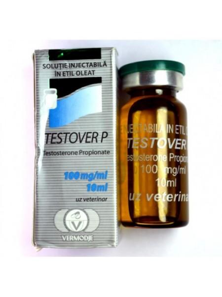 Тестовер P - Тестостерон пропионат 10мл - 100мг/мл