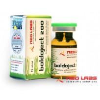 Болдоджект 200 (Болденон Ундесиленат), 200 мг/мл, 10 мл