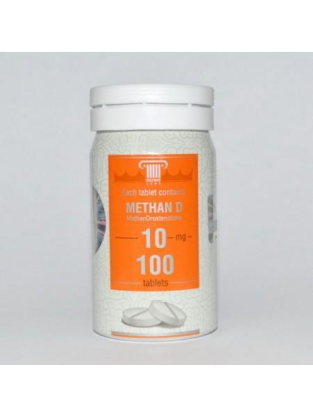 METHAN D 100 tab 1tab/10 mg
