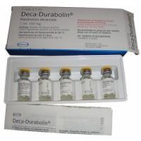 Дека Дураболин (Ретаболил) 2мл 100мг/мл