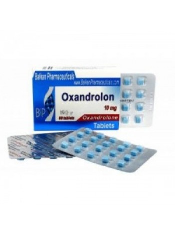 Оксандролон Oxandrolon 10мг 20 таб