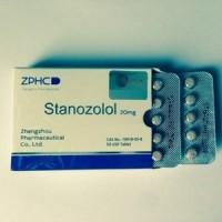 Stanozolol (Станозолол) 50 таб по 20 мг
