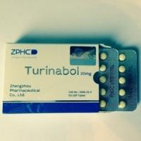 Turinabol (туринабол) 50 таб по 20 мг