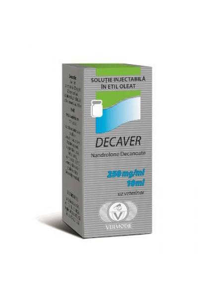 Decaver (Декавер) (Нандролон Деканоат) 10мл 250мг/мл
