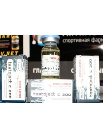 Testoject C / Тестоджект Ц 10мл, 200мг/1мл