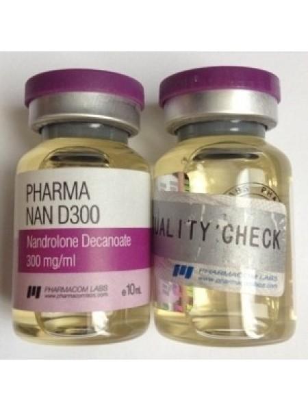 Pharmanan D 300 (дека) в 1 мл - 300 мг