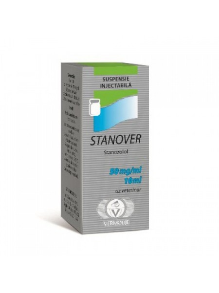 Становер Stanover (Stanozolol) 50мг/мг 10мл