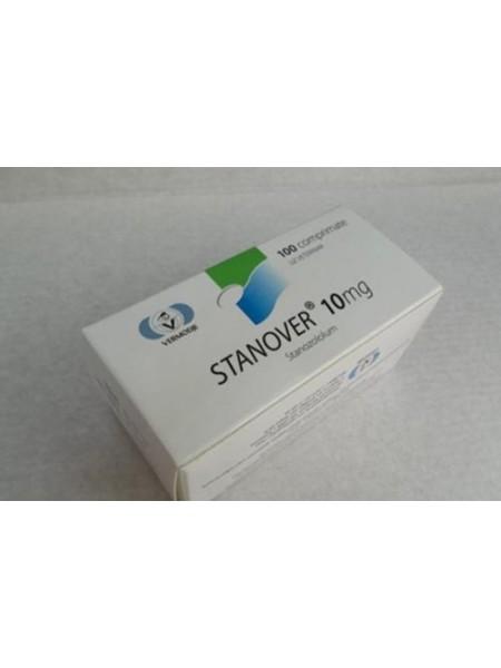 Stanover (Станазолол) 100таб/10мг