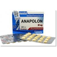 Анаполон Anapolon 50мг 20 таб