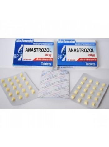 Анастрозол Anastrozol 20 таб 1мг