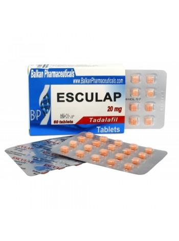 Esculap comp. 20 мг. 20 таб.