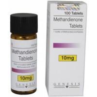 Methandienone Genesis 100 таб./10мг.