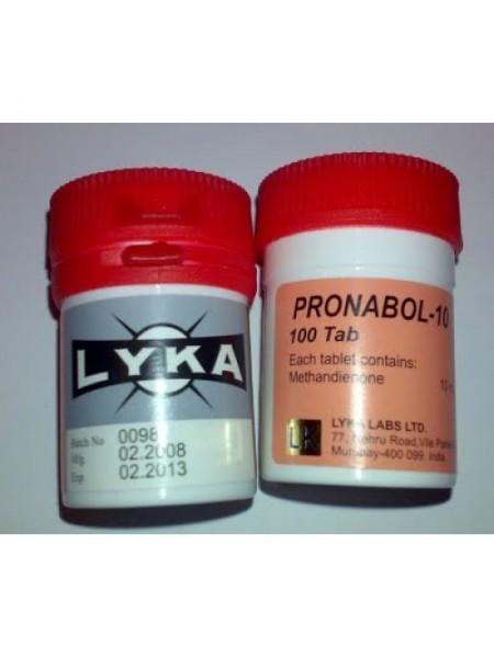Пронабол Pronabol-10 10мг 100таб