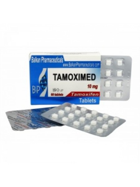 Тамоксимед Tamoximed (tamoxifen) 20мг 20 таб