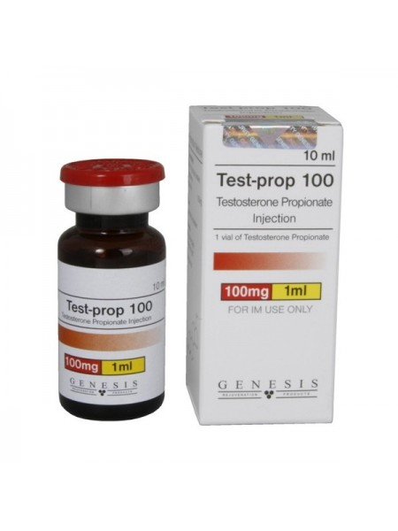 Test-prop 100 (Testosterone propionate 100мг / 1мл)