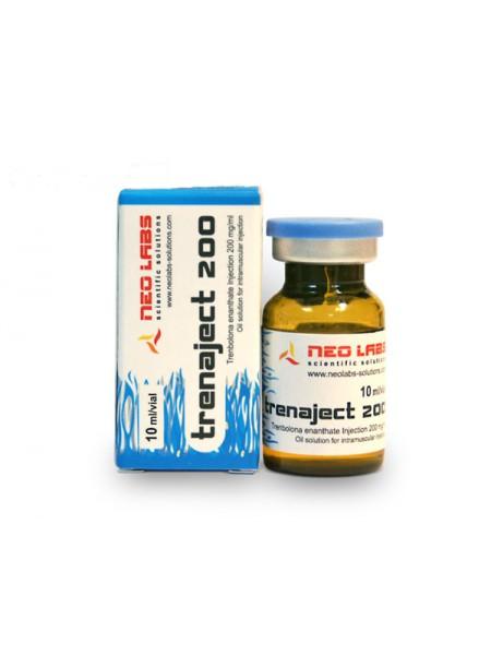Тренаджект (Тренболон Энантат), 200 мг/мл, 10 мл